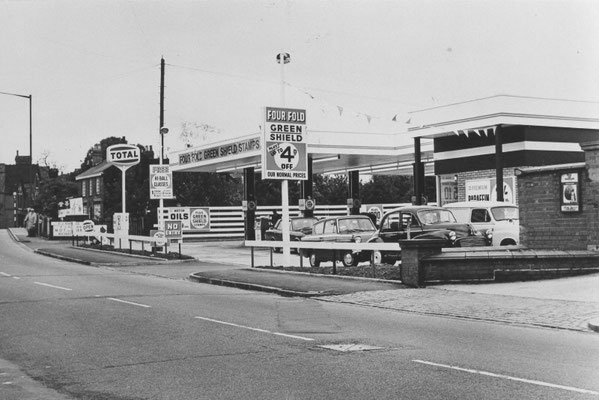 Station Garage, 1970  (Birmingham Libraries)