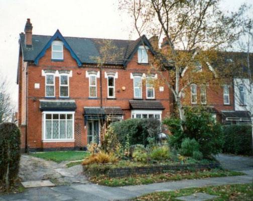 Houses, 1902, Hazelwood Road