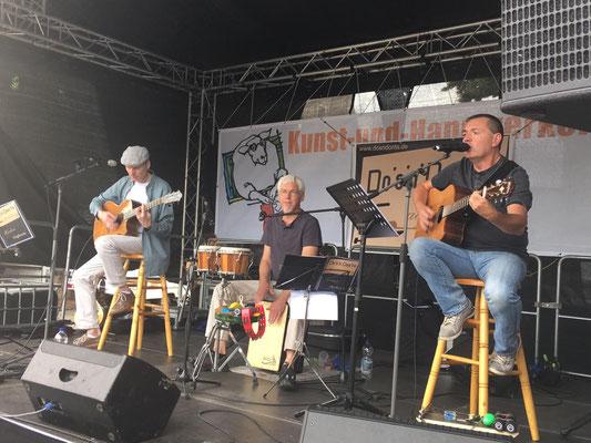 Kunst- und Handwerkermarkt Plaidt 16.06.2019