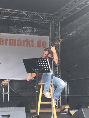 Dirk, Kunst- und Handwerkermarkt Plaidt