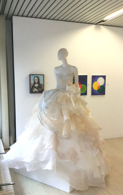 Lana Mueller Couture 2017, Wolle