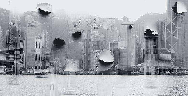 pop-up, Singapur 2017 40 x 50