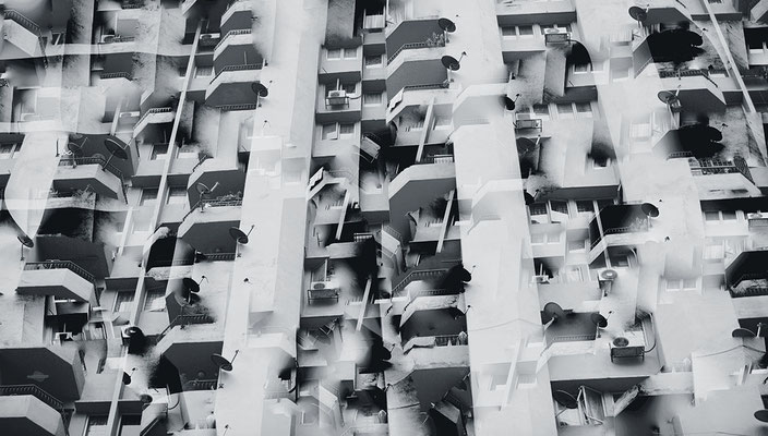 belle etage, Singapur 2017 40 x 50