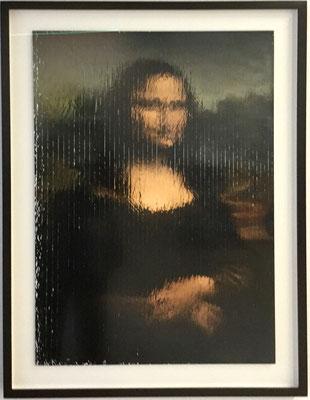Gregor Hildebrandt 2016 Digitaldruck auf Aluminium 74x52 cm