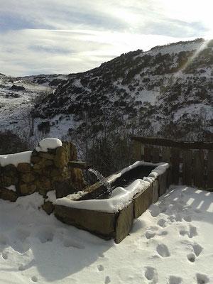 L'hiver à Cros de Géorand (Hamid)
