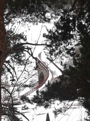 L'hiver à Cros de Géorand (Flo)