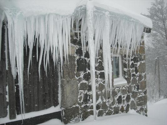 L'hiver à Cros de Géorand (Bernard)