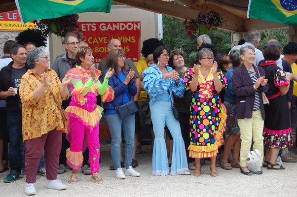Fête du 15 août 2019 à Cros de Géorand