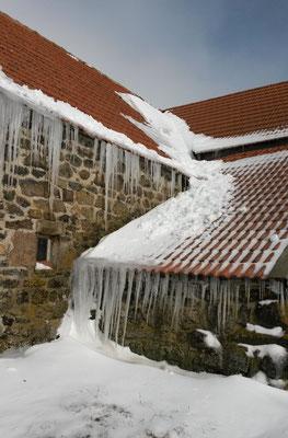 L'eau dans tous ses états sur le plateau ardéchois - Cros de Géorand - (Caroline)