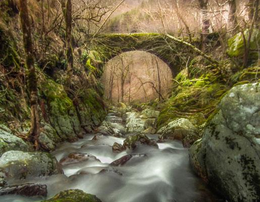 L'eau dans tous ses états sur le plateau ardéchois - Cros de Géorand - (Patou)