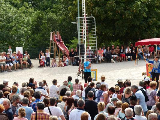 Fête du 15 août 2017 à Cros de Géorand