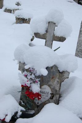 L'hiver à Cros de Géorand (Cathy)