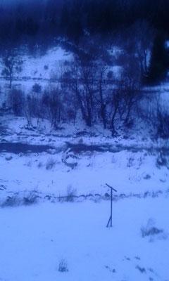 L'hiver à Cros de Géorand (Nathalie)