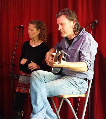 Tom en Danielle