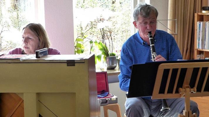 Kirstine en Kees spelen Gershwin