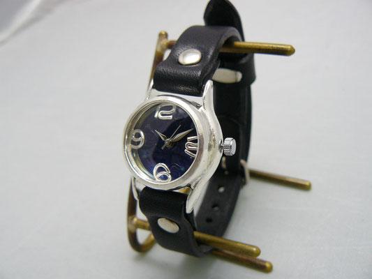 "305B ""Lady on Time-S"" カラーダイアルBL(ブルー)  ¥20,000(消費税別)"