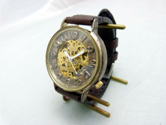 BHW084 特大サイズ(約42mm) 手縫ベルト ¥31,000(消費税別)