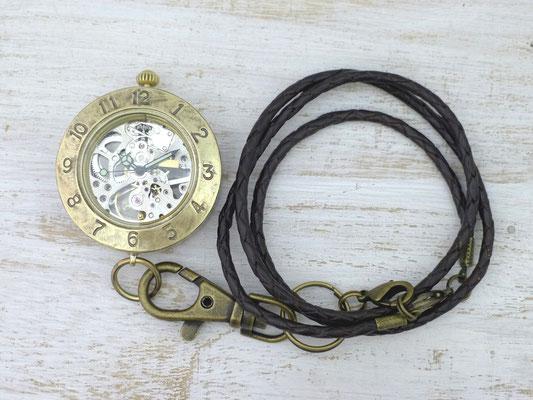 BHW111 アラビア数字 約40mm懐中時計  ¥28,000(消費税別)