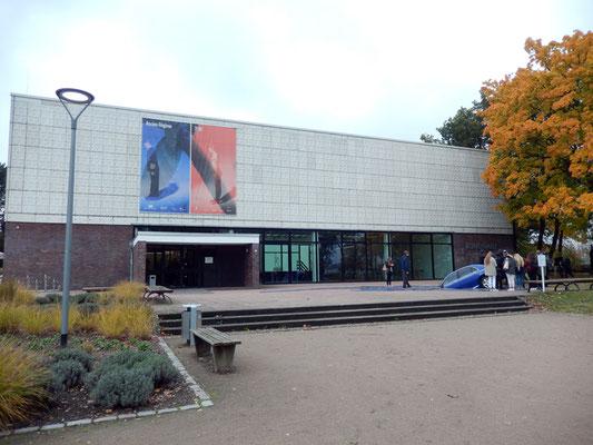 ロストック市立美術館, Kunsthalle Rostock