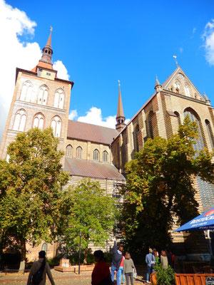 聖マリーエン教会 | St-Marien Kirche ROSTOCK