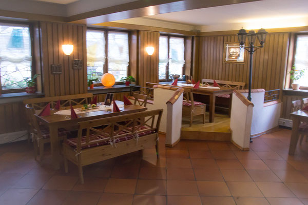 Bilder Impressionen Restaurant Ratstube Bad Urach