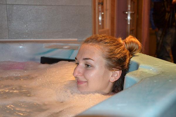 Détente garantie dans le spa du gîte de montagne Le Maréva****- Le Dévoluy - Hautes-ALpes