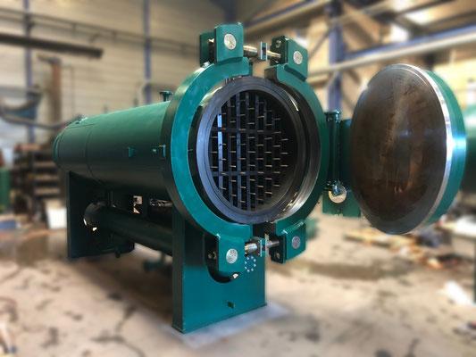 Chaudronnerie, Appareils à pression - Site de filtres