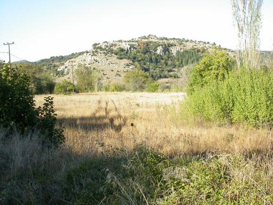 omgeving Ano Davia