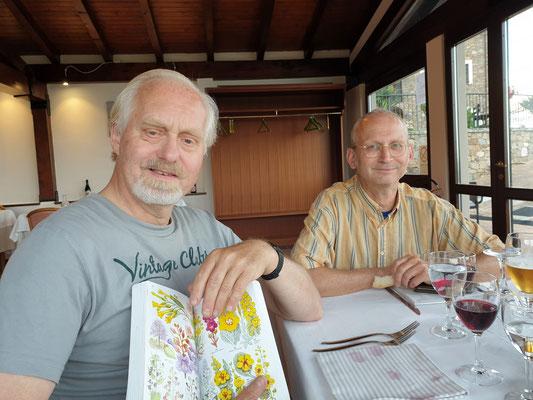 Anton en Marijn, foto Marcel