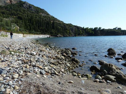 kustvlakte bij Kardamyli