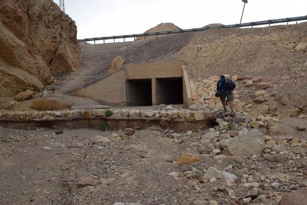 Noordkant van Wadi Schlomo
