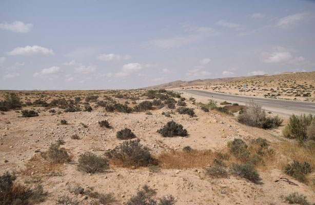 omgeving Yeruham