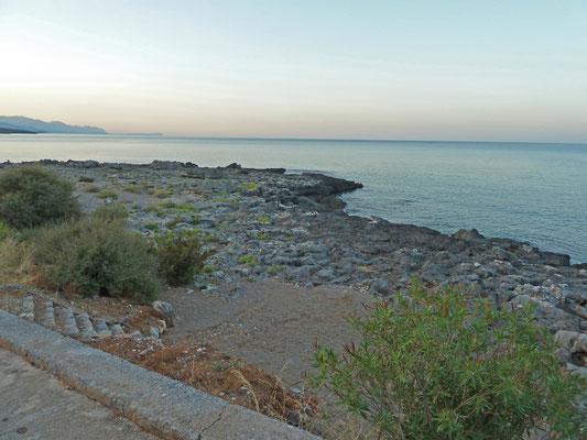 kustvlakte bij ons hotel