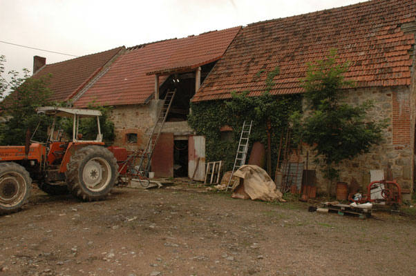 boerderij van Hamonic in Evaux