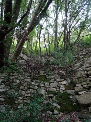 locatie van niet gevonden grot