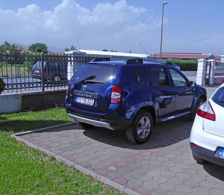 Onze auto: Dacia Duster