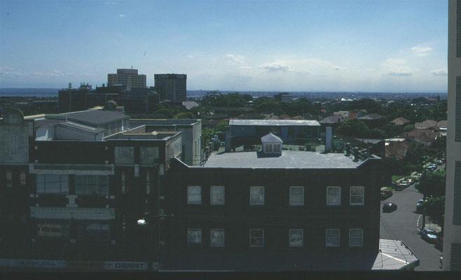 Sydney vanuit hotel