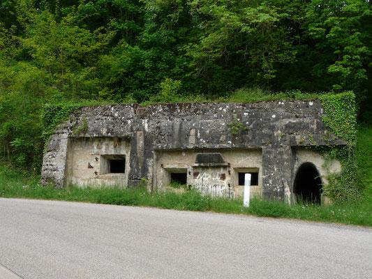 bunker eerste wereldoorlog