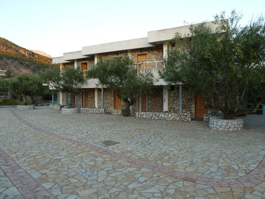 Cardamyli Beach Hotel