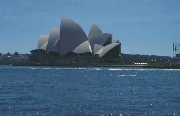 Operagebouw, Sydney