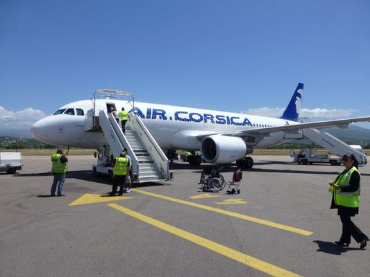 geland op Corsica