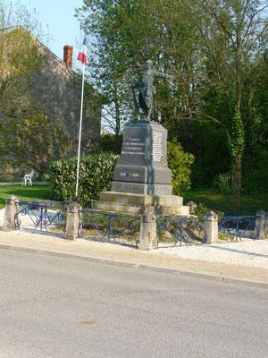 monument eerste wereldoorlog