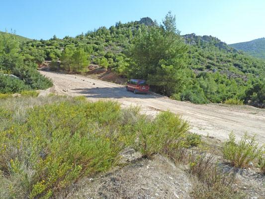 omgeving Paleochori