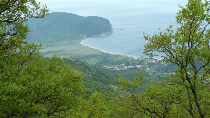 verlaten van Petrovac