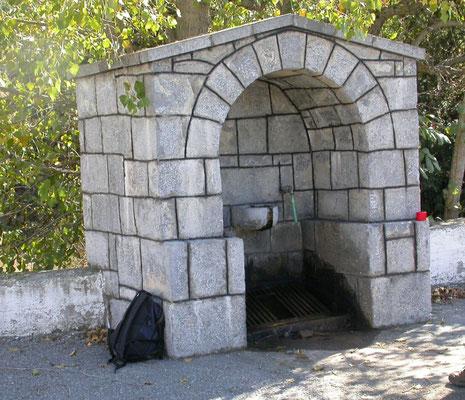 plaats van Griekse beekkikker
