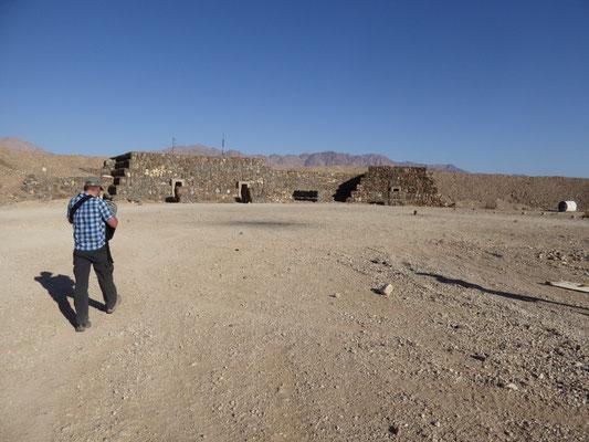 tunnelsysteem, grens Jordanië