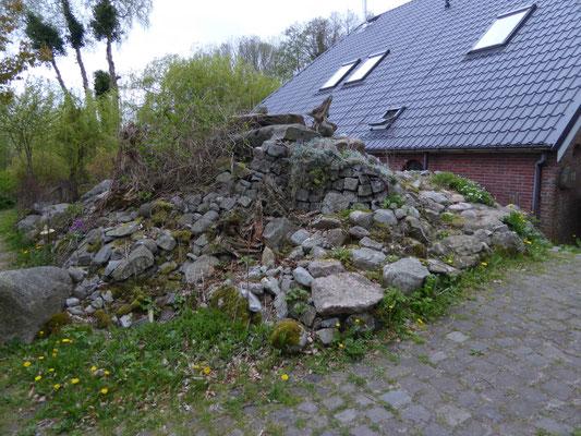 De rotsheuvel
