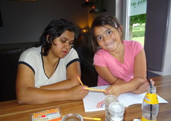 Bhartie en Rashmi