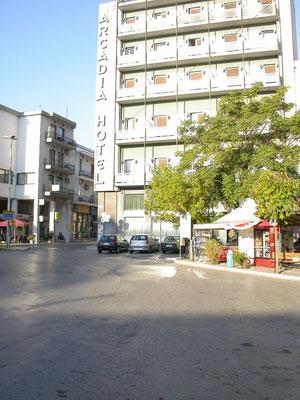 hotel Arcadia in Tripoli