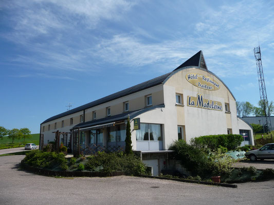 hotel Madeleine, Commercy
